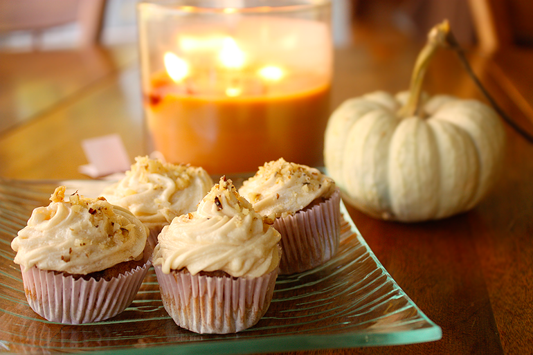 Cozy Fall Hd Wallpaper Recipe Gluten Free Pumpkin Chai Cupcakes Teacups And Things