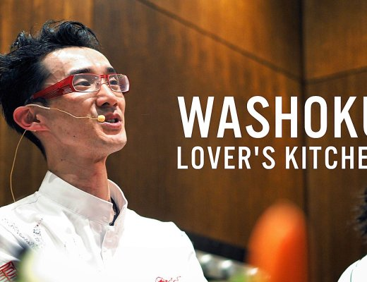 Washoku Lover's Kitchen with Chef Raita Noda