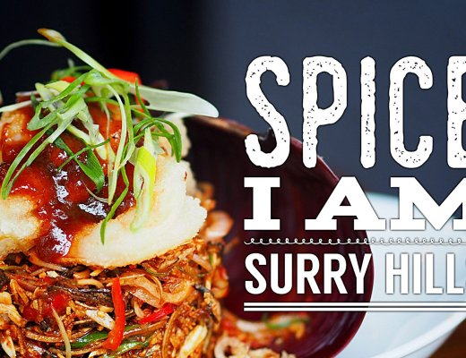 Sydney Food Blog Review of Spice I Am, Surry Hills