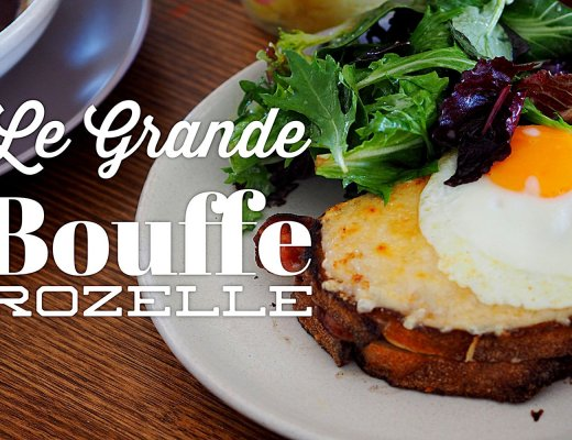 Sydney Food Blog Review of Le Grande Bouffe, Rozelle