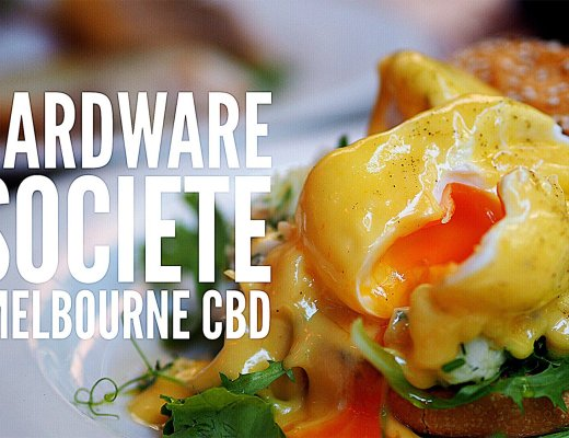 Sydney Food Blog Review of Hardware Society, Melbourne