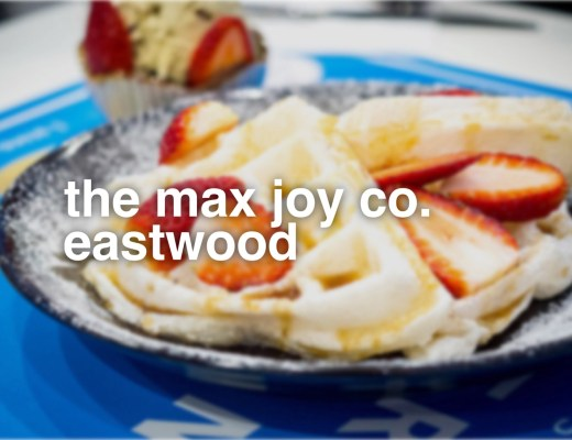 The Max Joy Co., Eastwood. Sydney Food Blog Review