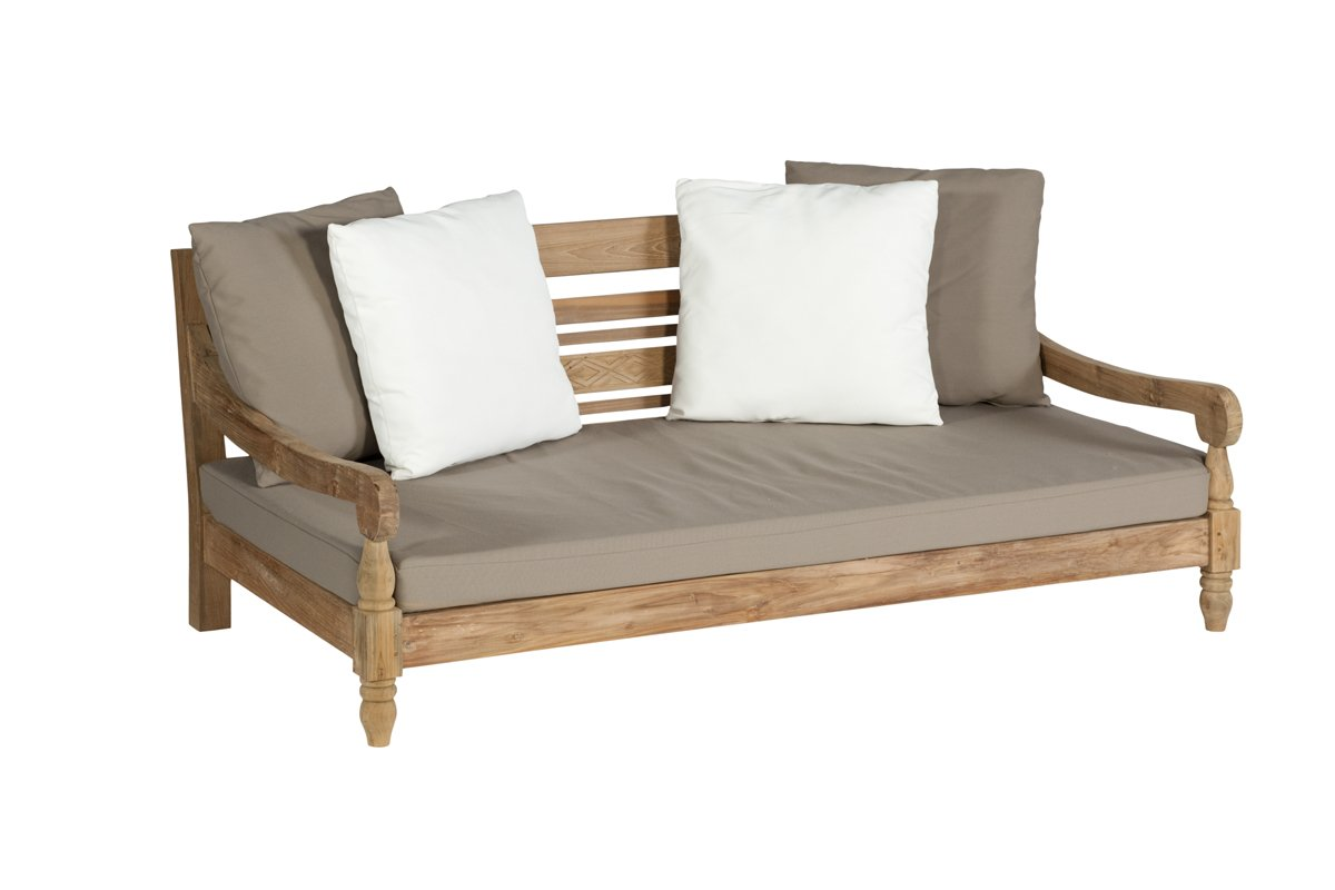 Lounge Bank Xl Exotan Kawang Xl Loungebank Teak Nl