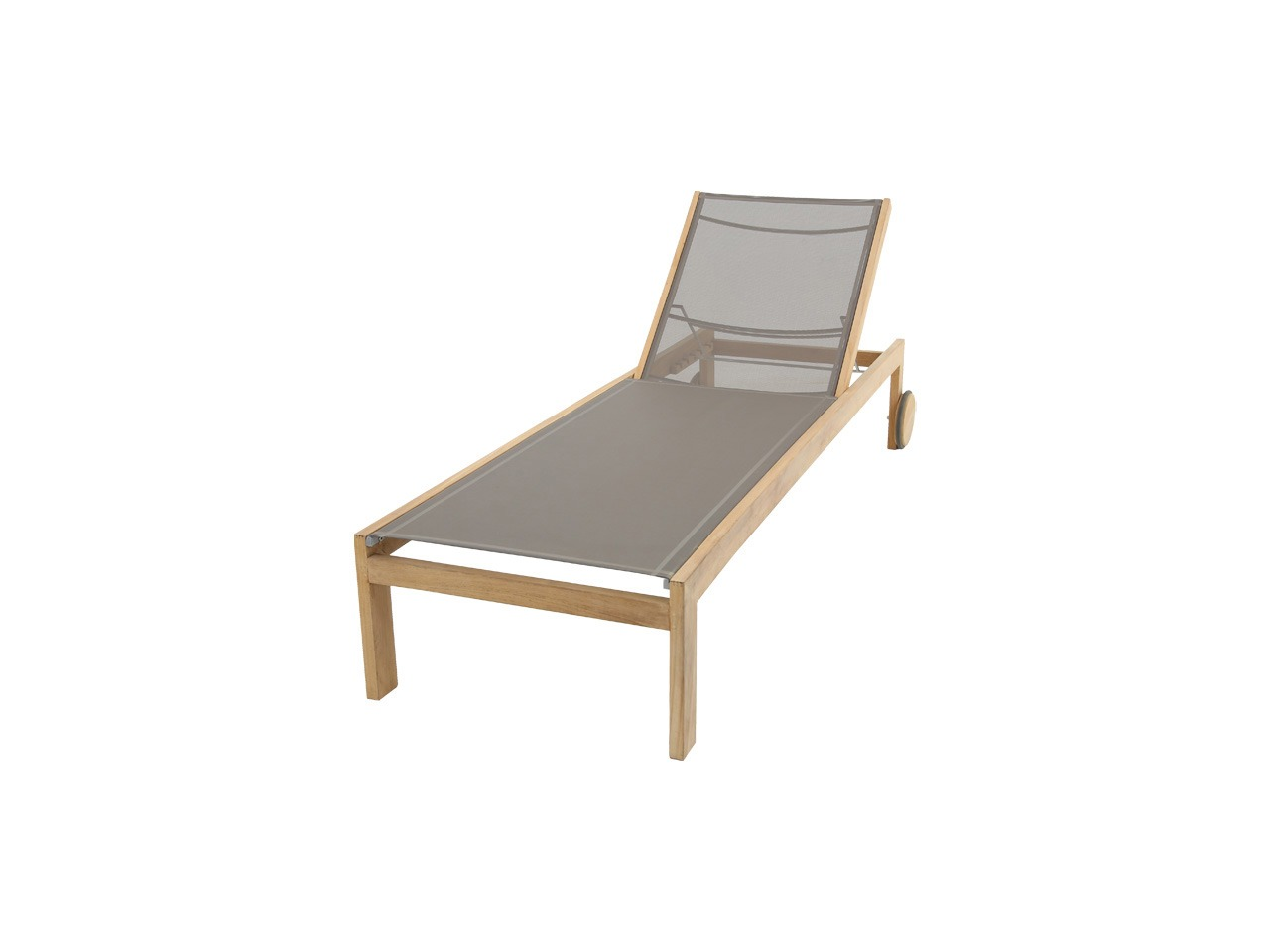 Deckchair Aanbieding Sonoma Ligbed Taupe