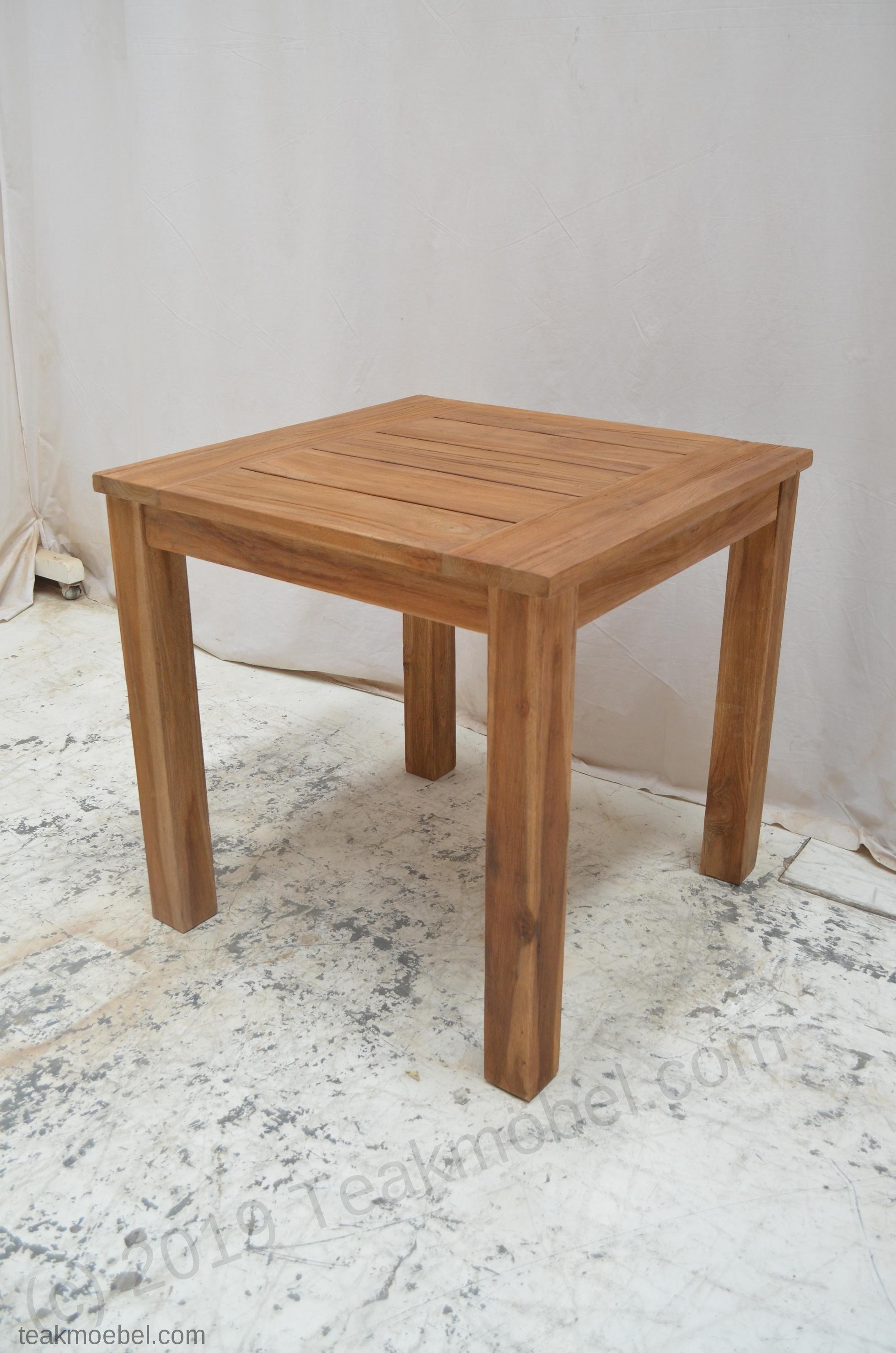 Gartentisch 90x90 Holzzuschnitte Online Kaufen Gartentisch Holz 9090