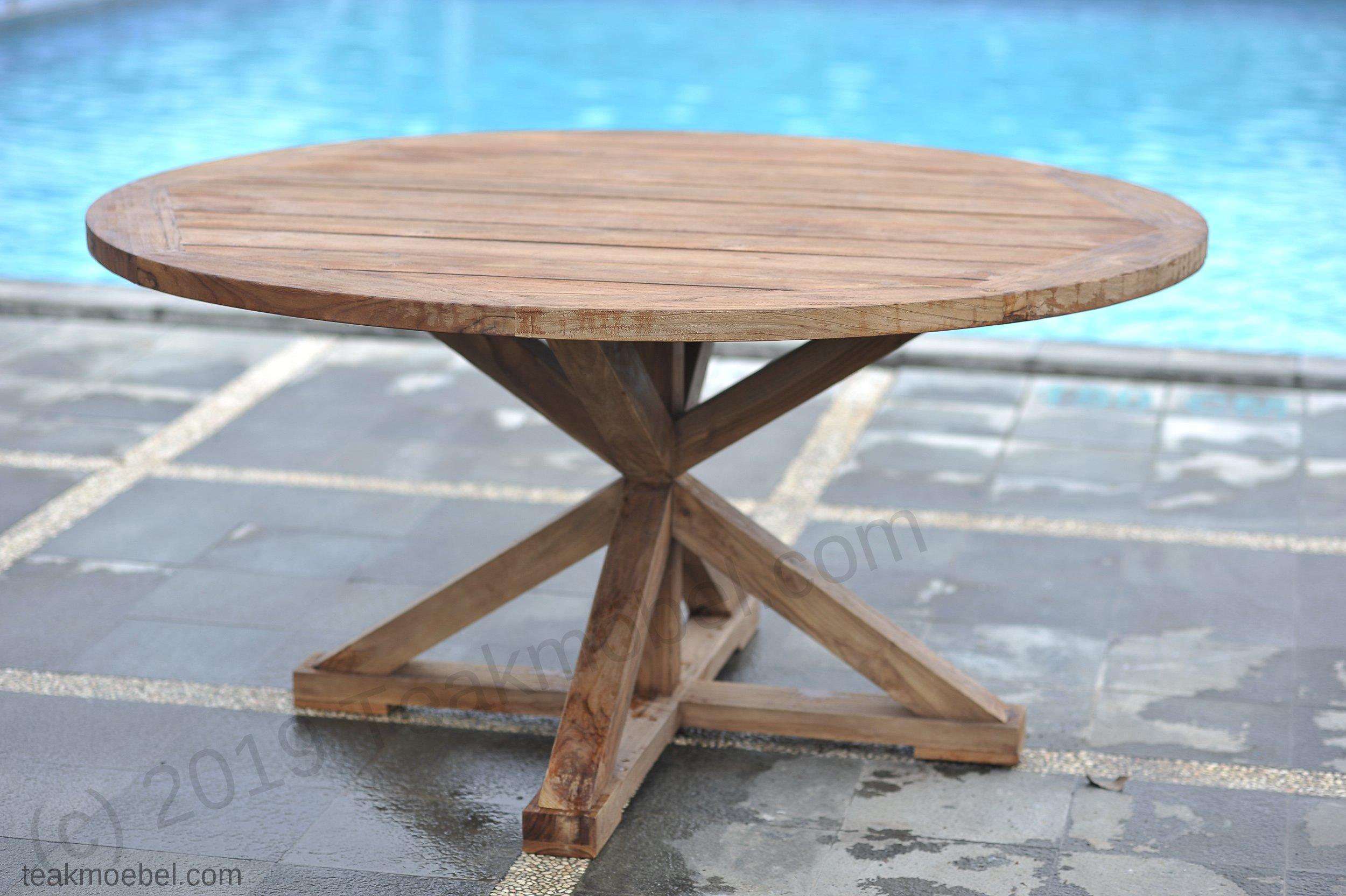 Gartentisch Rund 160 Cm Durchmesser 29 Einzigartig Gartentisch