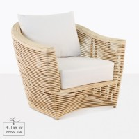 Global Indoor Chair (Rattan)|Relaxing Chairs | Teak Warehouse