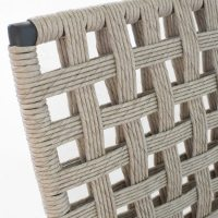 Mayo Outdoor Relaxing Chair | Wicker Patio Seating | Teak ...