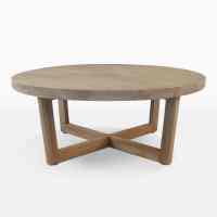 Coco Teak Outdoor Coffee Table | Patio Furniture | Teak ...