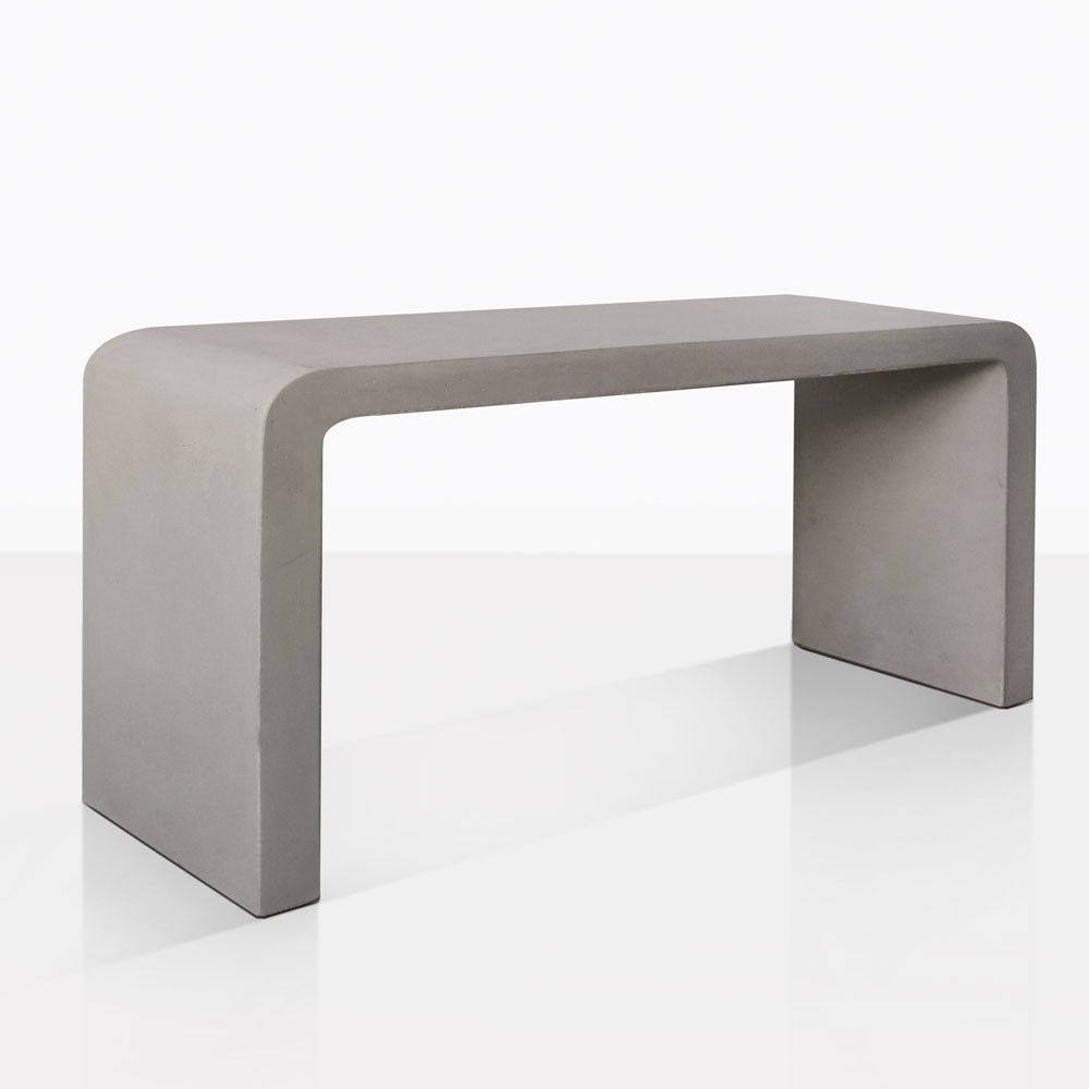Warehouse Table Maxwell Concrete Console Table