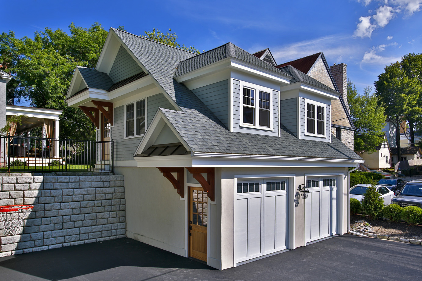Garage Apartment Addition Historic Garage Addition Saratoga Springs Ny Teakwood Builders