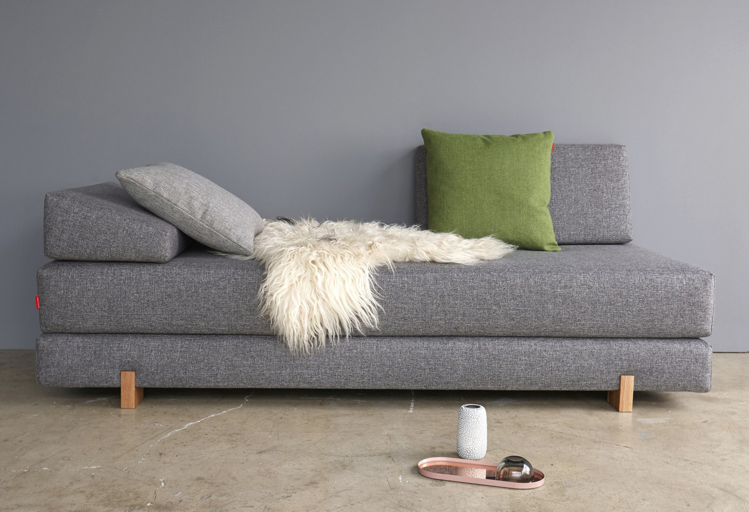 Design Schlafsofa Innovation Sigmund Wood Design Schlafsofa