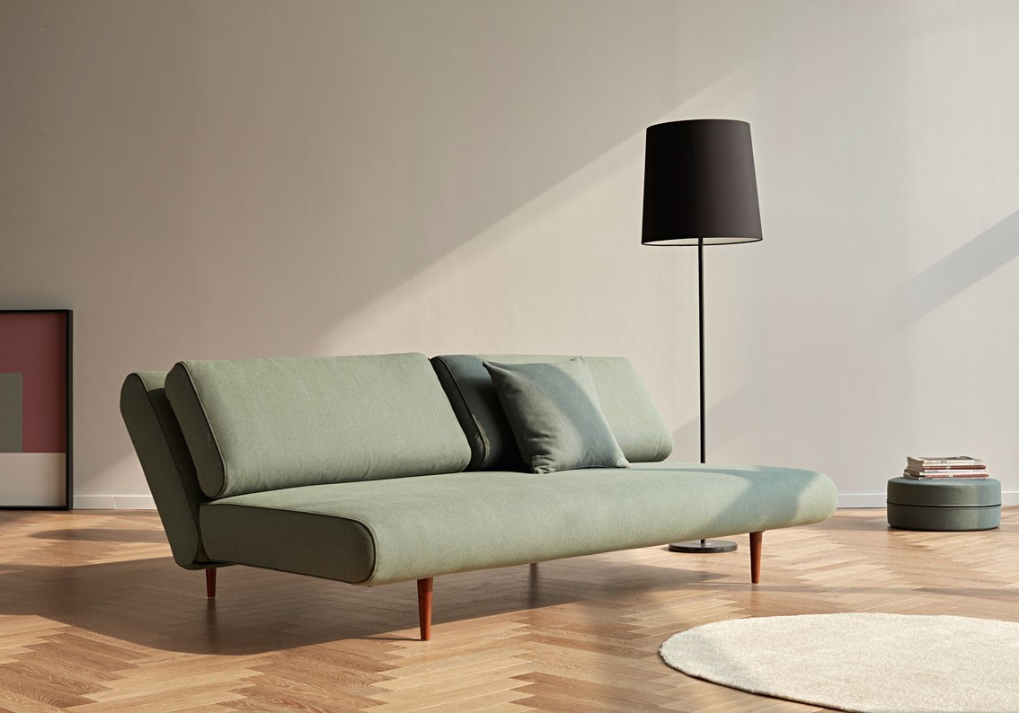 Jan Kurtz Esstisch Innovation Unfurl Lounger - Schlafsofa