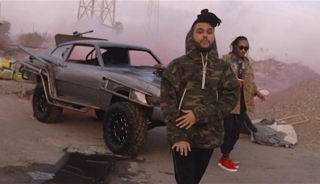 Future – Low Life ft. The Weeknd (music video/lyrics)