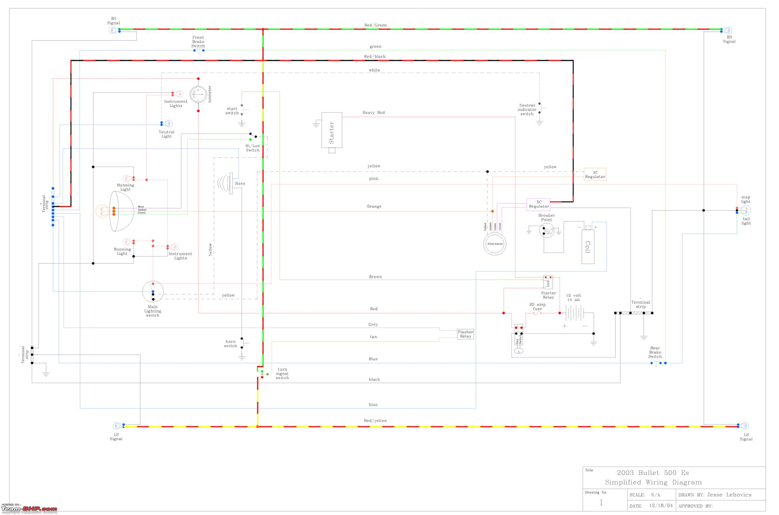 Colorful 2003 Sportster Wiring Diagram Motif - Electrical Diagram ...