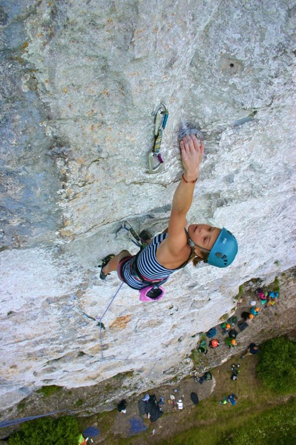 Eliza Gregoire leading her first 11b Magie Noire by Adam Brink