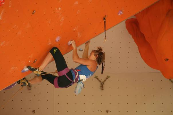Margo Hayes Youth World Championships Team ABC Boulder