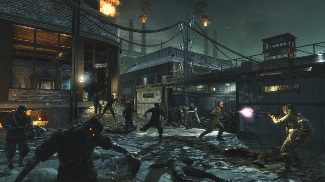 Zombies Return To Call Of Duty Black Ops Team Bros