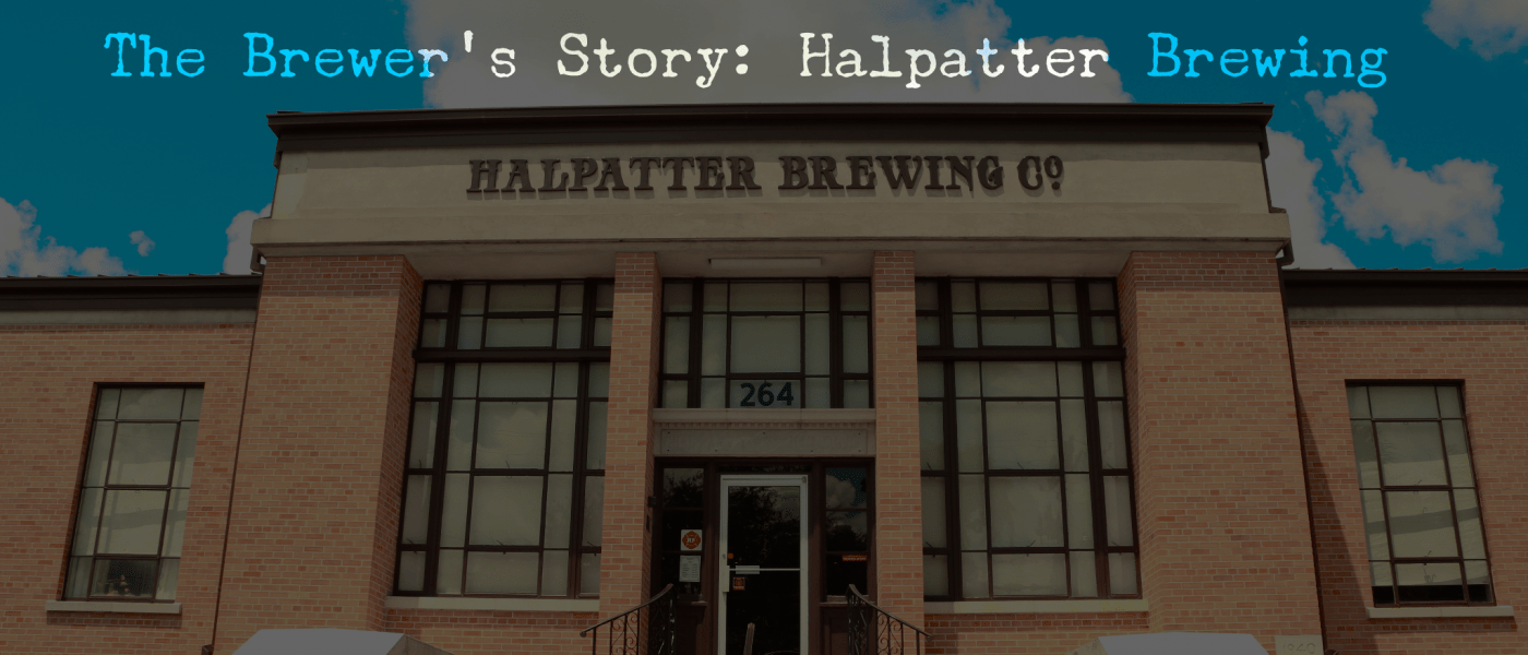 Garage Brewing Restaurant The Brewer S Story Halpatter Brewing Company Team Cone