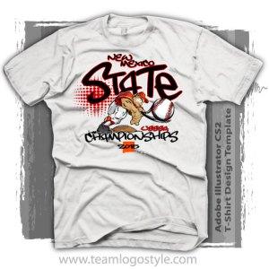 State Championships Baseball Shirt