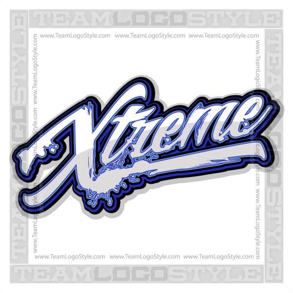 Xtreme Shirt Logo - Vector Clipart image