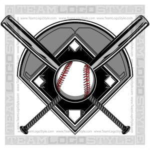 Baseball Vector Art - Clipart Image
