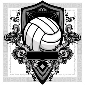 Volleyball Background Clip Art