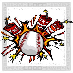 Dynamite Baseball Logo