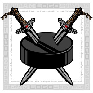 Viking Hockey Clipart