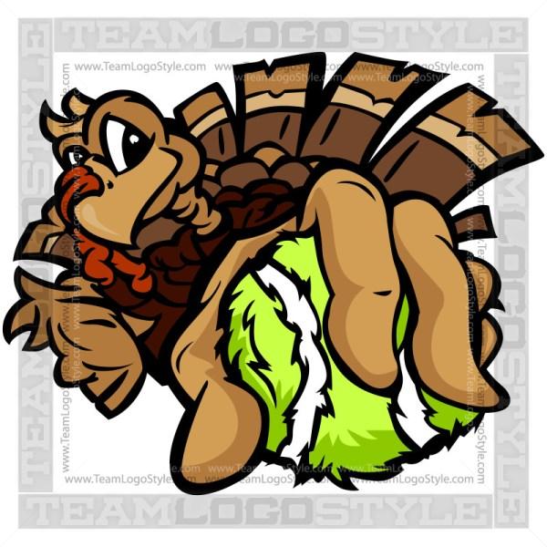Tennis Thanksgiving Turkey