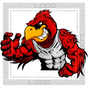 Cardinal Wrestler