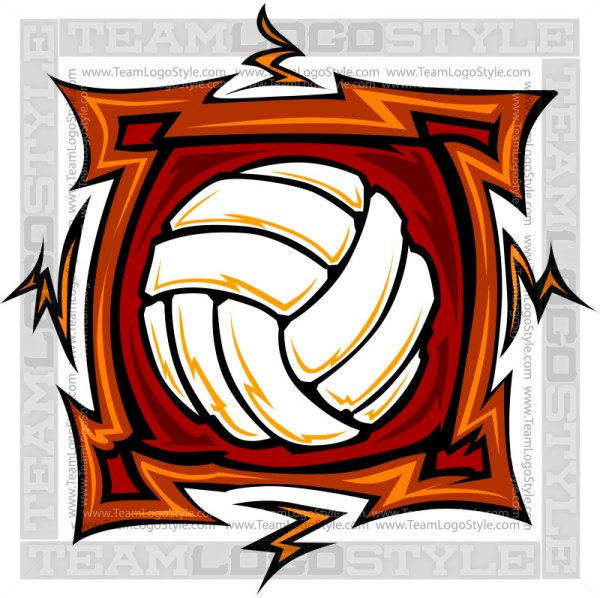 Cool Volleyball Design