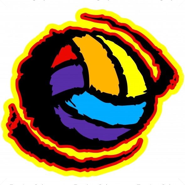 Volleyball Design