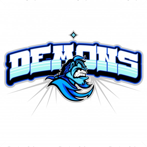 Demons Team Logo