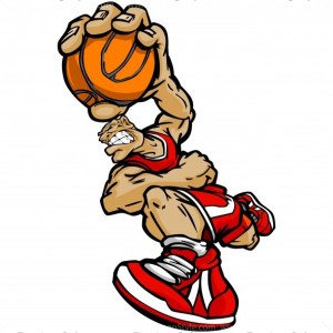 Basketball Player Clip Art