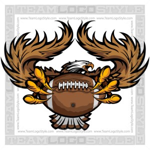 Team Mascot - Eagles Football