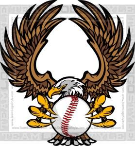 Raptor Baseball Logo