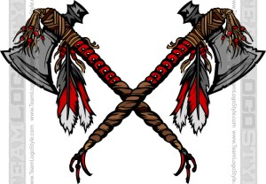 Tomahawk Art