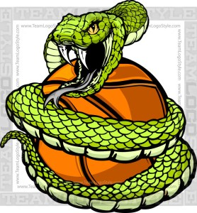 Basketball Viper Logo