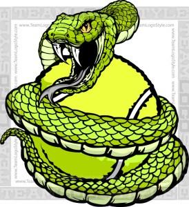 Tennis Viper Logo