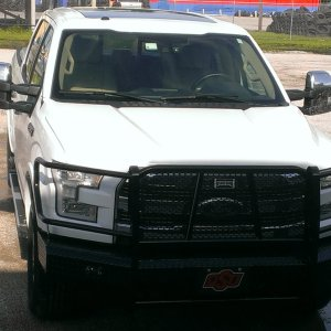 2015 Ford F-150 Ranchhand Bumper Replacement