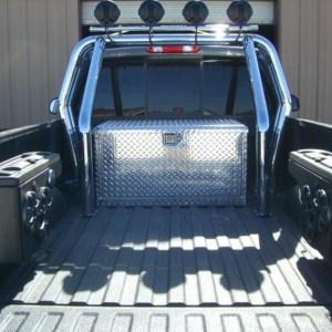Toolbox boombox