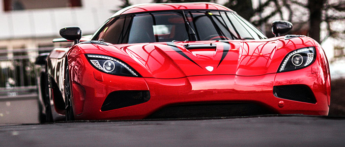 Fastest Car In The World Wallpaper Red Rocket Koenigsegg Agera R Sets Record Speed Run At