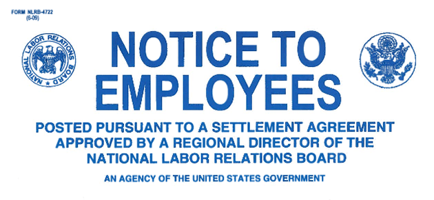 NLRB Requires Buddy's Parking to Pay Back Dues