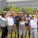 Teamsters Rally in Support of LifeSource Members