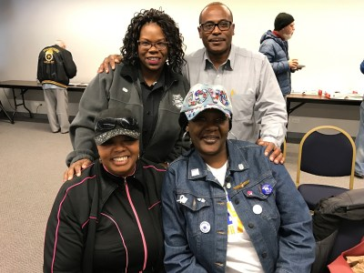 PHOTOS: Officers, Representatives Update Membership on Union Business at General Meeting, Urge Civic Activism in Light of Anti-Worker Policies