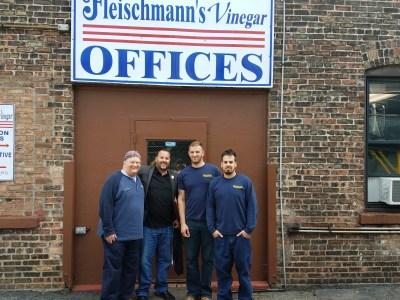 Local 727 and Fleischmann's Vinegar Unanimously Ratify Richest Contract in Fleischmann's History
