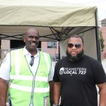 PHOTOS: Union Hosts 2nd Annual Barbecue for Paratransit Members