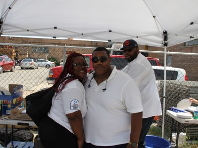PHOTOS: Union Hosts Barbecue for MV Transportation Chicago, Division 135