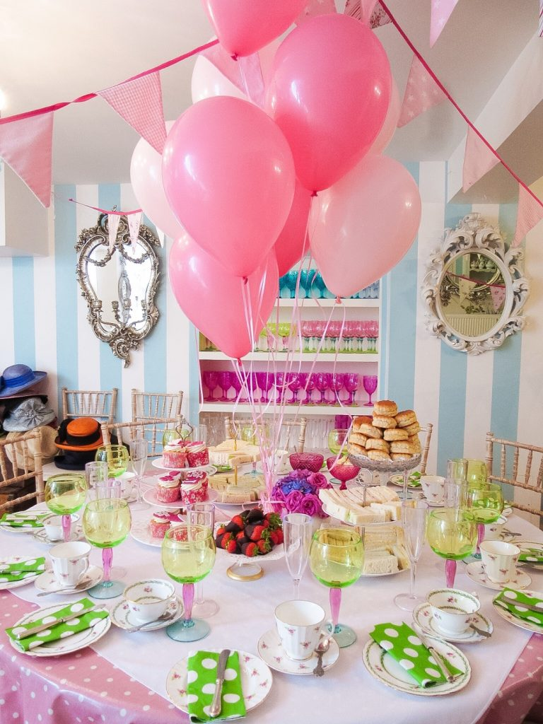 Large Of Tea Party Bridal Shower